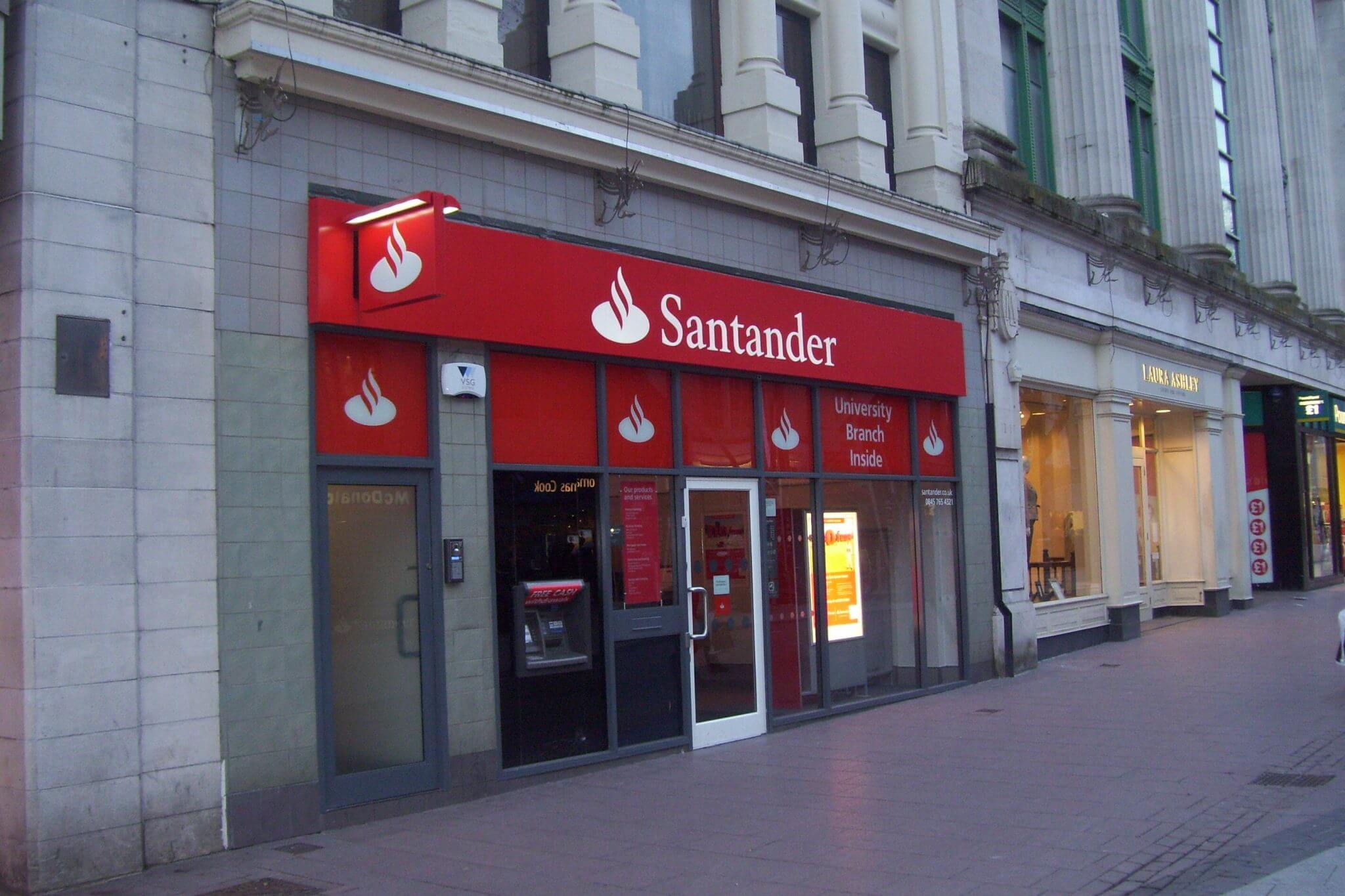 Financiamento moto Santander