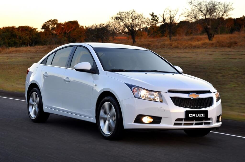 Financiamento Chevrolet Cruze