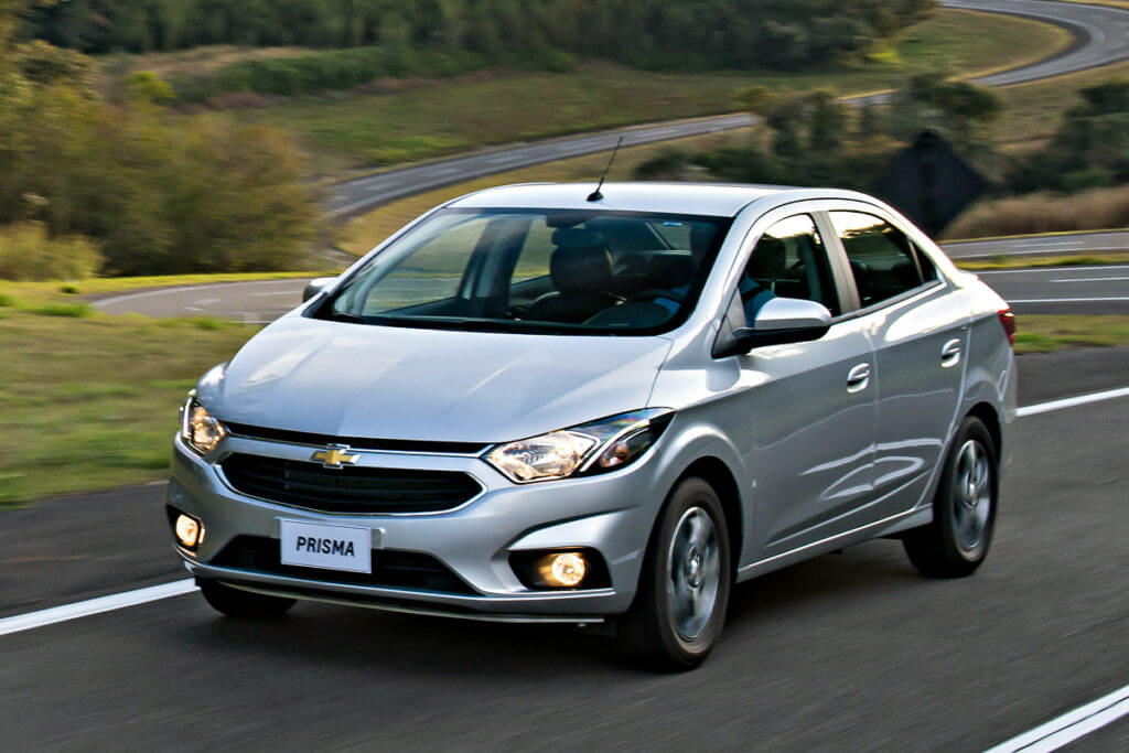 Financiamento do Chevrolet Prisma
