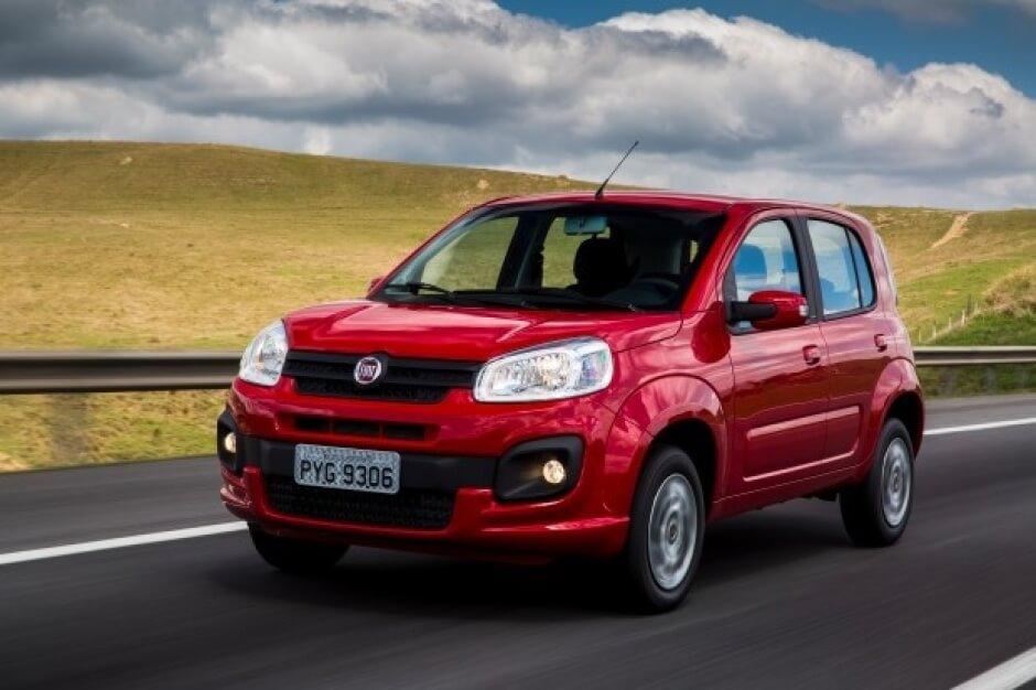 Financiamento Fiat Uno