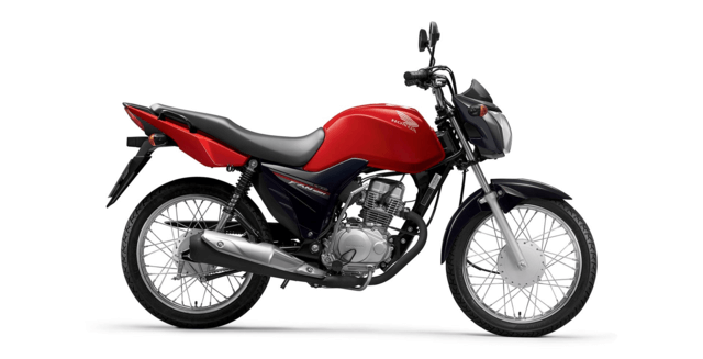 Financiamento Honda CG 125