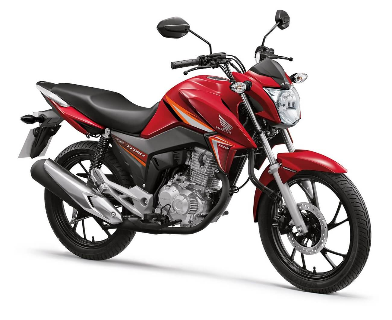 Financiamento da Honda CG 160