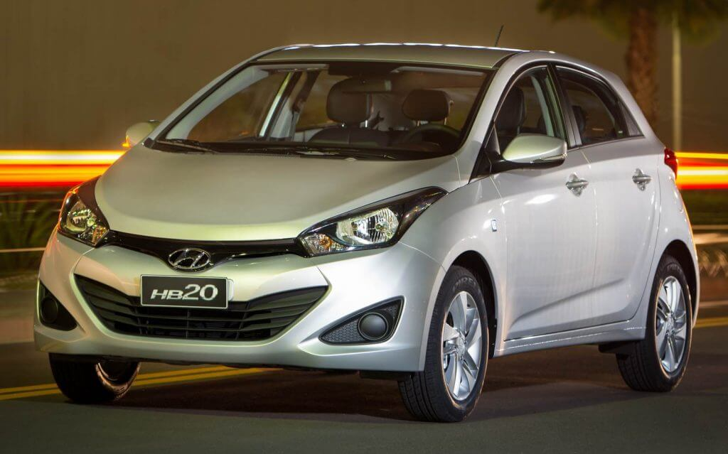 Financiamento do Hyundai HB20