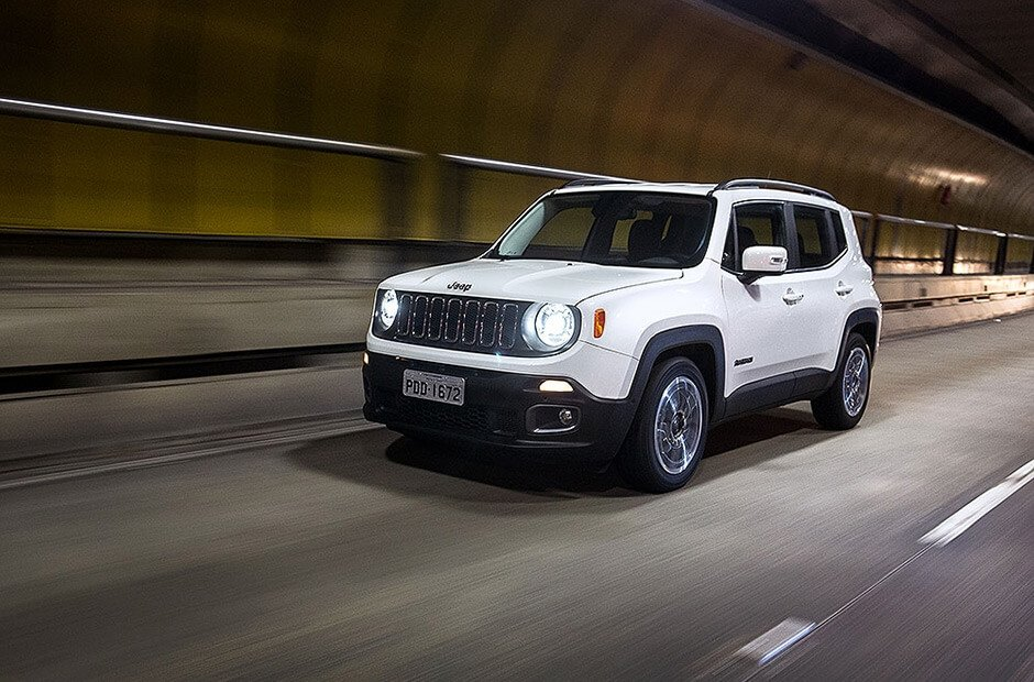 Financiamento do Jeep Renegade