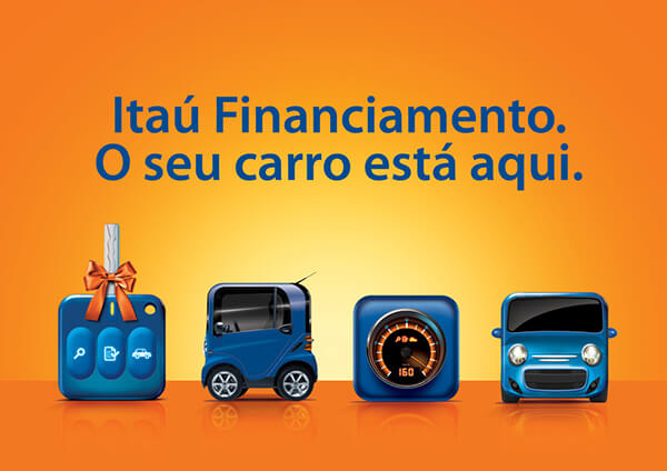 Financiamento de carro no Itaú